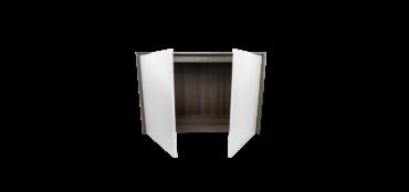 aQuatic Style Wood Based Cabinet