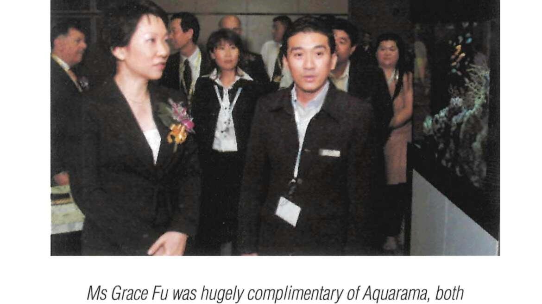 2007   Singapore – Aquarama