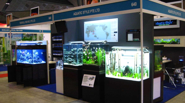 2009 | Singapore – Aquarama